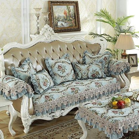 Luxury European style Non-slip Sofa Slipcover Couch Cover Protector Home Decor