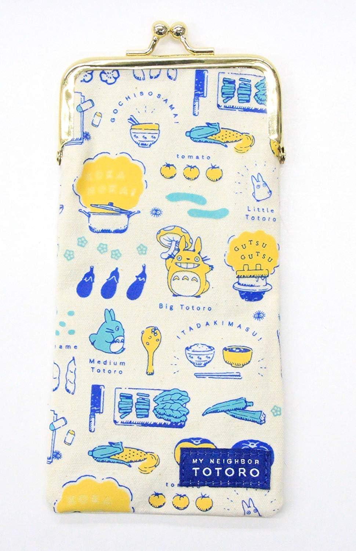 Movic Studio Ghibli My Neighbor Totoro Japanese Style Pouch Foods 0118-14