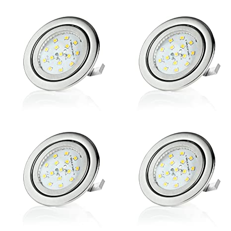 Sweet Led - Foco LED (24 bombillas LED SMD 5050 de 5 x 5 mm