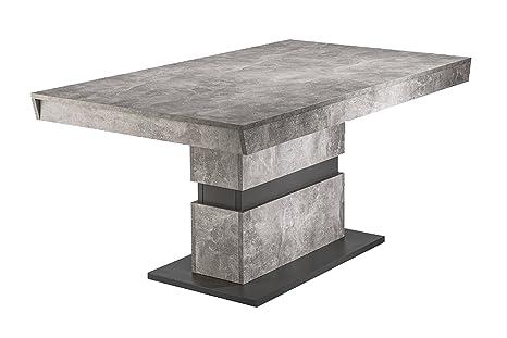 Bevorzugt Homexperts Esszimmertisch MARLEY / moderner Küchentisch 140 cm mit QT32