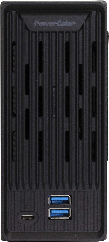 PowerColor Mini Pro RX570 8GB eGPU Thunderbolt3