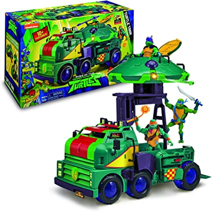 Amazon.com: Teenage Mutant Ninja Turtles TMNT ROTMNT Tanque ...