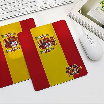 LL-COEUR Copa del Mundo de Fútbol Alfombrilla de Ratón Computer Mouse Pad Escritorio Desk Mat (240 x 200 x 2 mm, España): Amazon.es: Electrónica