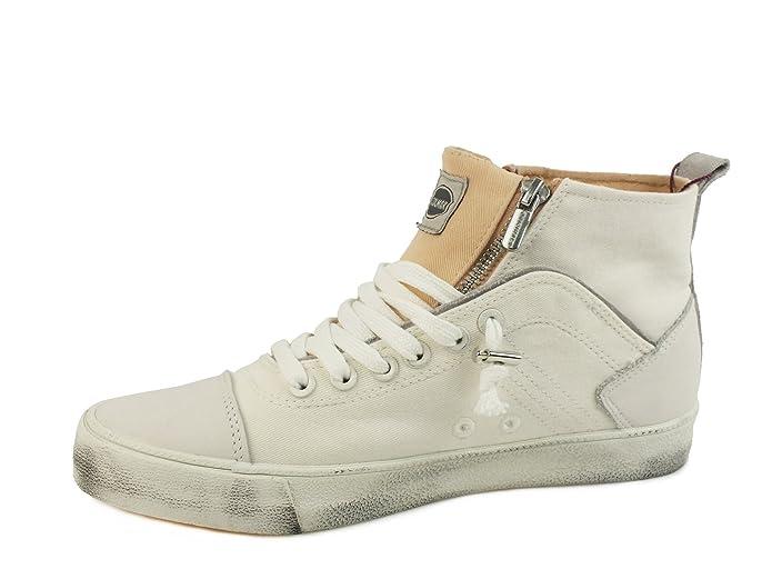 COLMAR Durden Colors 059 sneakers donna TESSUTO WHITE NUDE