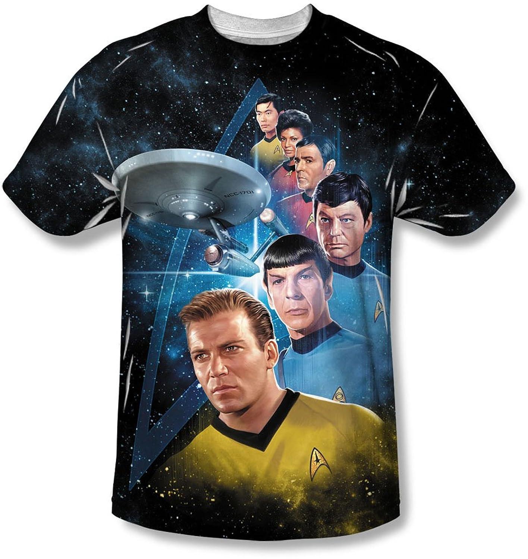 Star Trek - Mens Among The Stars T-Shirt
