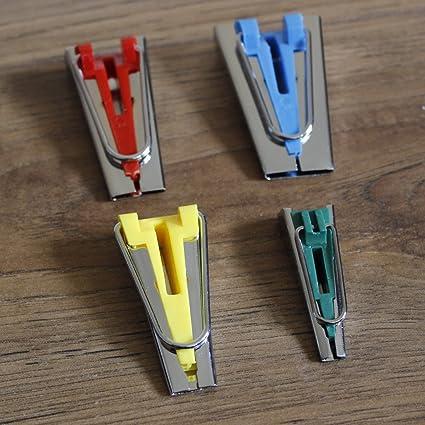 Set de 4 herramientas para crear cinta bies de 6, 12, 18 y 25