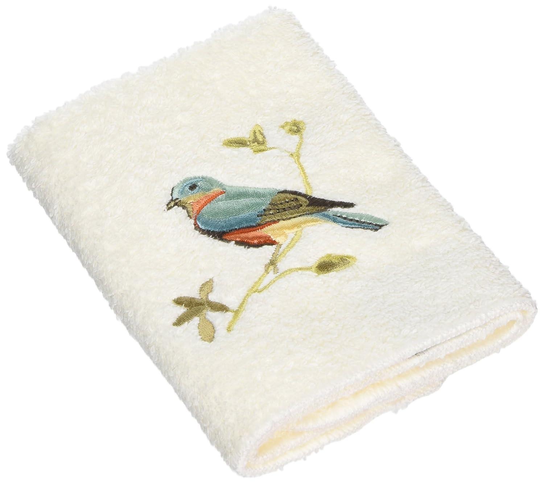Avanti Premier Songbirds Bath Towel, Ivory Avanti Linens 22971IVR