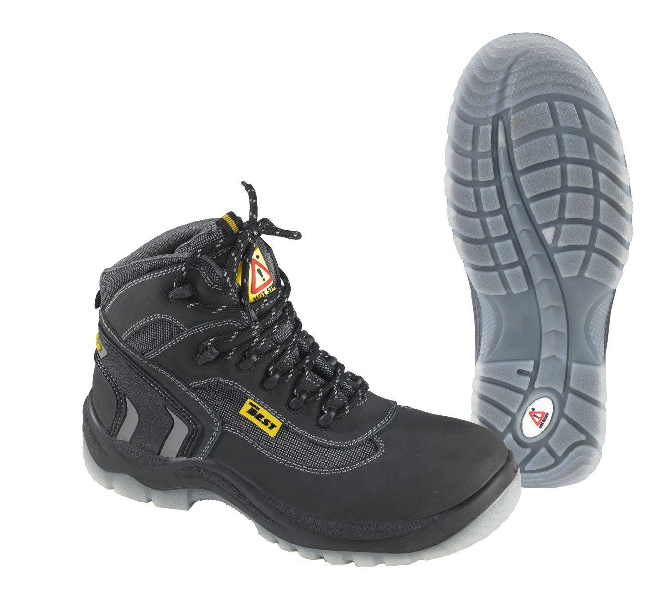 245e4bf06f Seba Seba Seba 699 CE Schuh hohe, Schwarz S3, Größe 46 924b78 ...