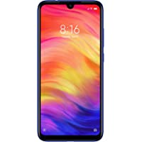 Xiaomi Redmi Note 7 Dual SIM - 64GB, 4GB RAM, 4G LTE, Gradient Blue – International Version