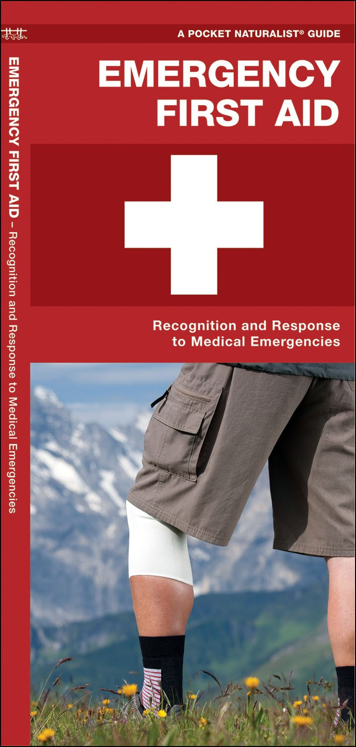 Emergency First Aid: Recognition and Response to Medical Emergencies (Pocket Tutor Guide) pdf