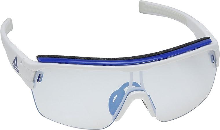 Abierto Enojado principal  adidas Zonyk Aero Pro L Sunglasses (Shiny White) - AW17 - One:  Amazon.co.uk: Sports & Outdoors
