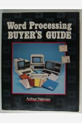 Word Processing Buyer's Guide Paperback