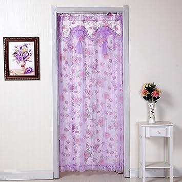 Tür Vorhang/Stoffe,Anti Mosquito Vorhang/Spitze,Schlafzimmer Vorhang/Double