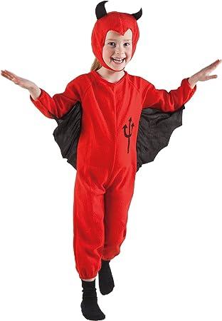 Boland 78004 - Disfraz Diablo para Niños: Amazon.es: Juguetes y juegos
