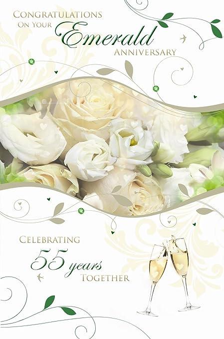 55 Anniversario Di Matrimonio.Special Days Congratulazioni Per Il Vostro Anniversario Di