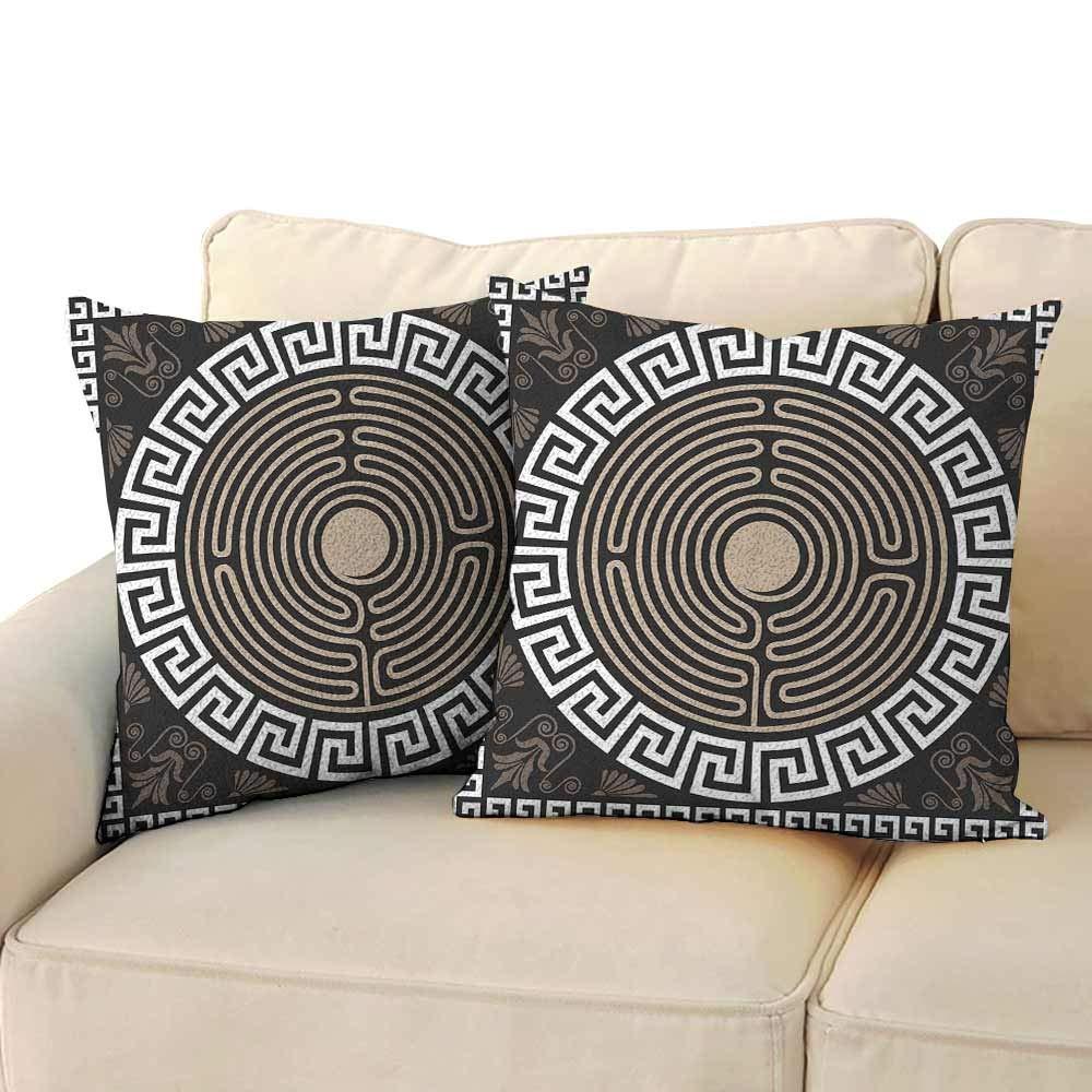 Amazon.com: Funda de almohada creativa gótica imagen de la ...
