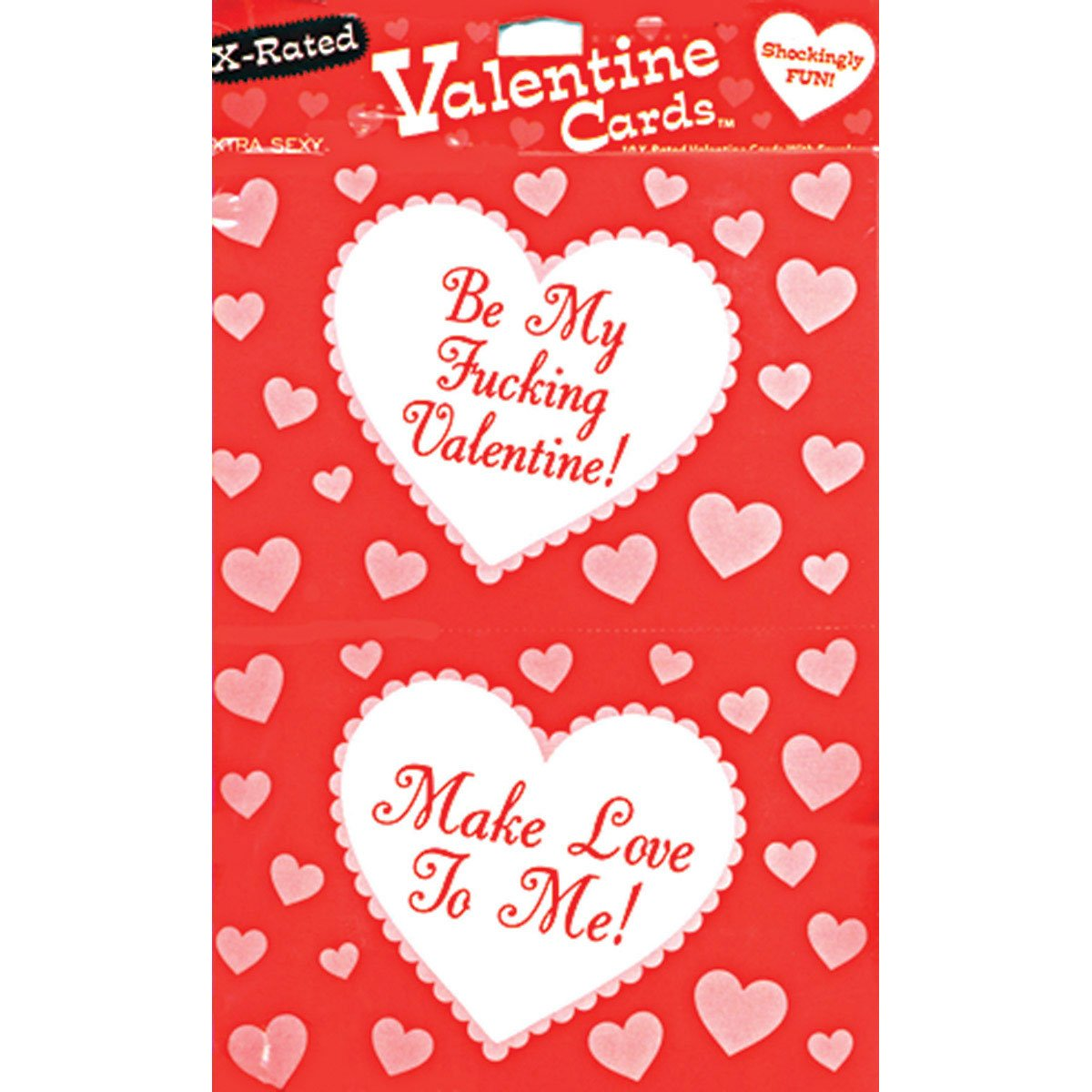 Amazon.com: X-Rated Valentine Day Cards 10 cards with envelopes ...