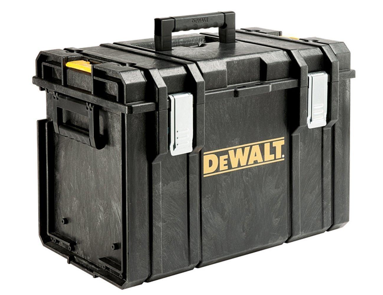 DeWalt Tough DS400 1-70-323, Caja espaciosa y Profunda para Herramientas,