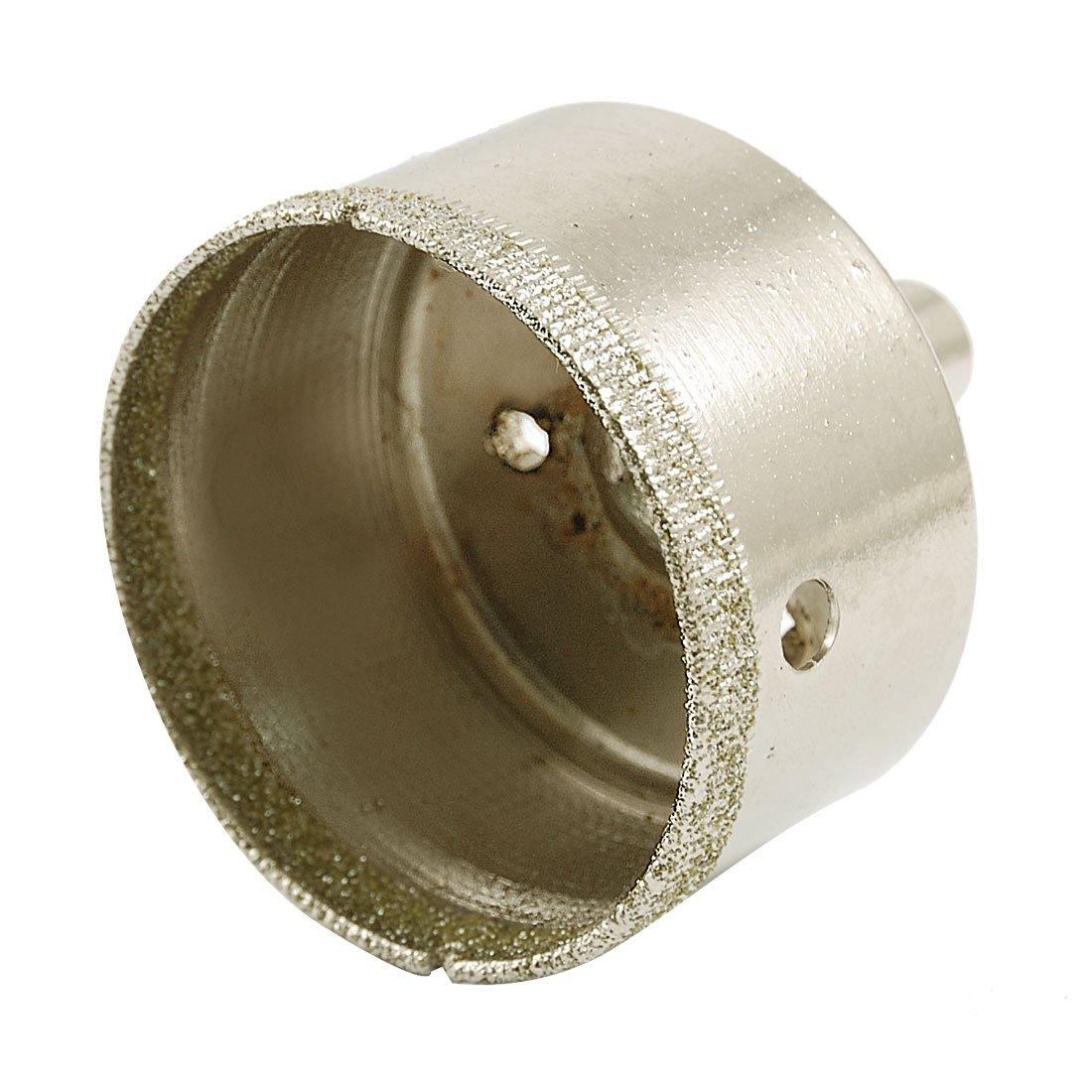 Punta per trapano,sega a tazza diamantata per ceramica,vetro e piastrelle,diametro 50mm