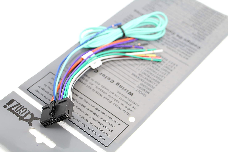 Amazon.com: xtenzi Arnés para el Pyle 20-pin Wire Harness Power Plug CD MP3  DVD plbt72g plbt72 C: Automotive | Pyle Plbt72g Wiring Harness |  | Amazon.com