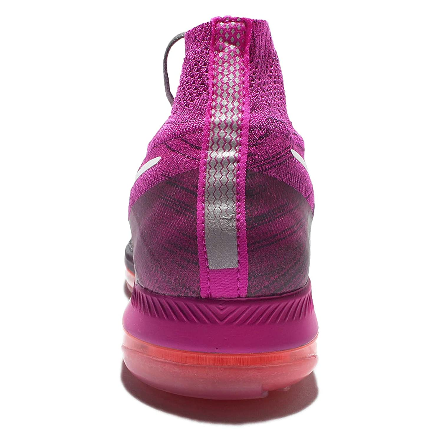 Zapatillas para correr Nike Zoom All Out correr oscuro Flyknit Zoom ...