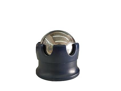 Bola de masaje caliente y frío rodillo bola de acero ...