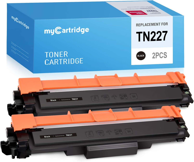 Tóner compatible para Brother TN227 TN223...-FJ42(2un)