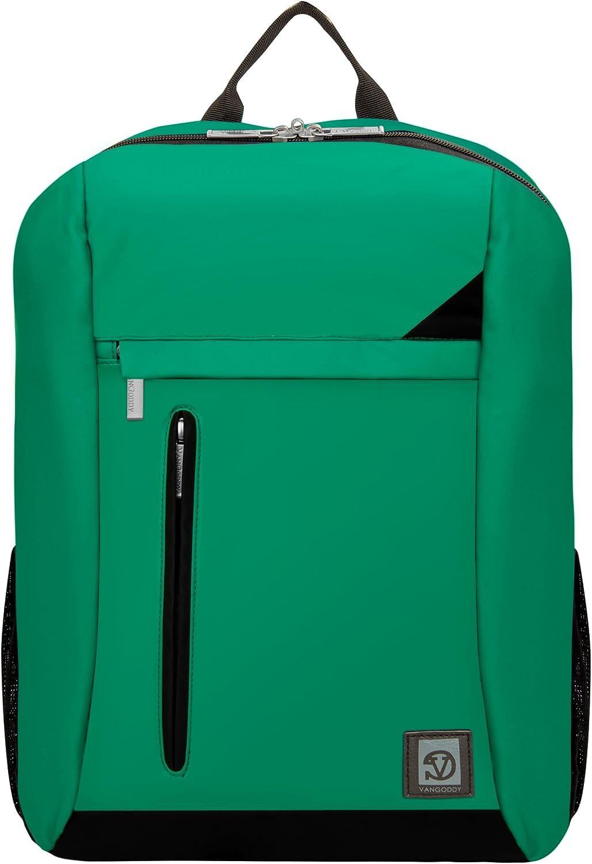 Adler's Backpack 13in to 15.6in Laptop Tablets Fits Asus Chromebook 13, Chromebook Flip C100 13, EeeBook 13, TAICHI 13, ASUSPRO 15, Flip 15.6 inch
