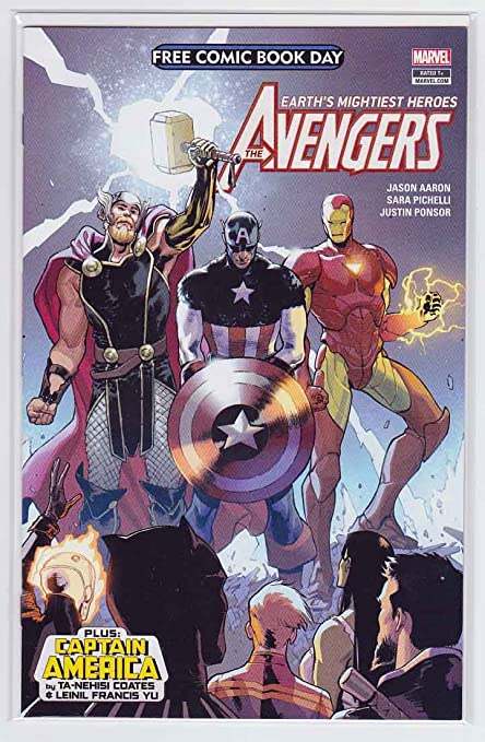 AVENGERS Free Comic Book Day 2018 Marvel New