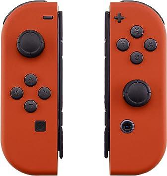eXtremeRate Carcasa para JoyCon Nintendo Switch Funda de Agarre ...