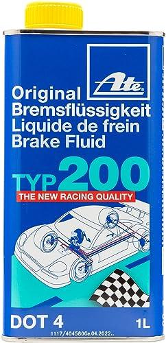 ATE Original TYP 200 Racing Quality DOT 4 Brake Fluid