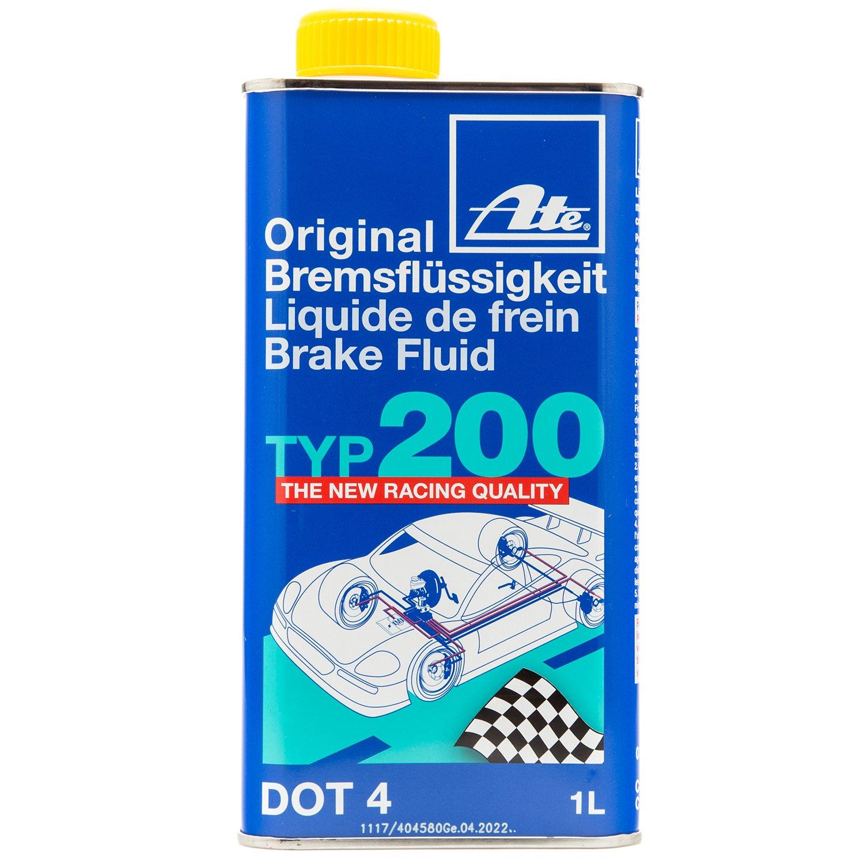 Brake Bleeding Kit With Bleeder Bottle And ATE TYPE 200 (Magnet Mount) by Genesis Technologies (Image #2)