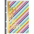 Refil Tiliflex para Caderno Argolado, Tilibra, Colegial Be Nice, 177x240mm, 80 Folhas