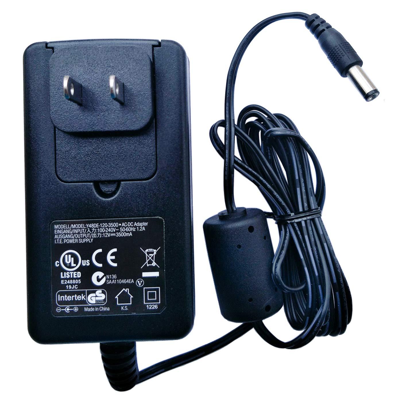 12 Volt Power Supply - 3.5 Amp Standard (12V 3.5A DC) Adapter