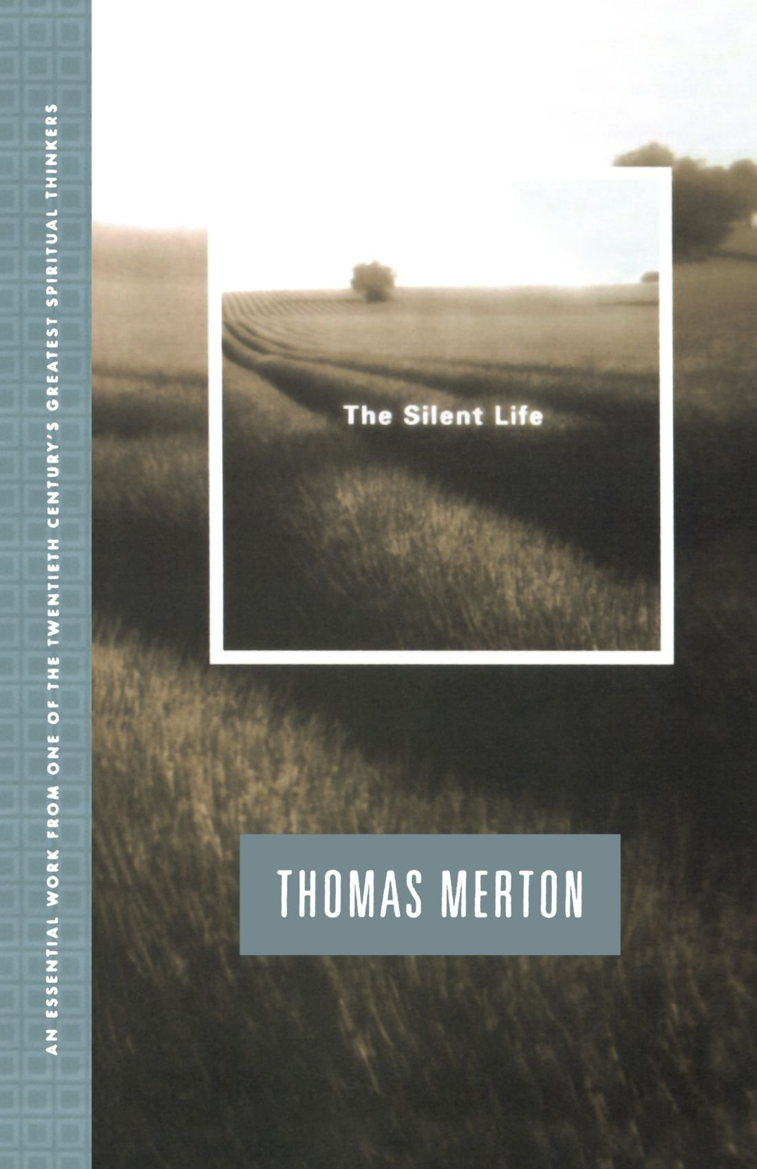 The silent life thomas merton 9780374512811 amazon books fandeluxe Image collections