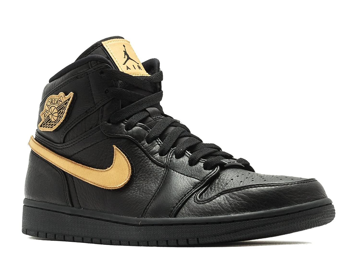 AIR JORDAN エアジョーダン AIR JORDAN 1 RETRO HIGH OG 'BHM' 908656-001 (メンズ) B01NB1GB75 13