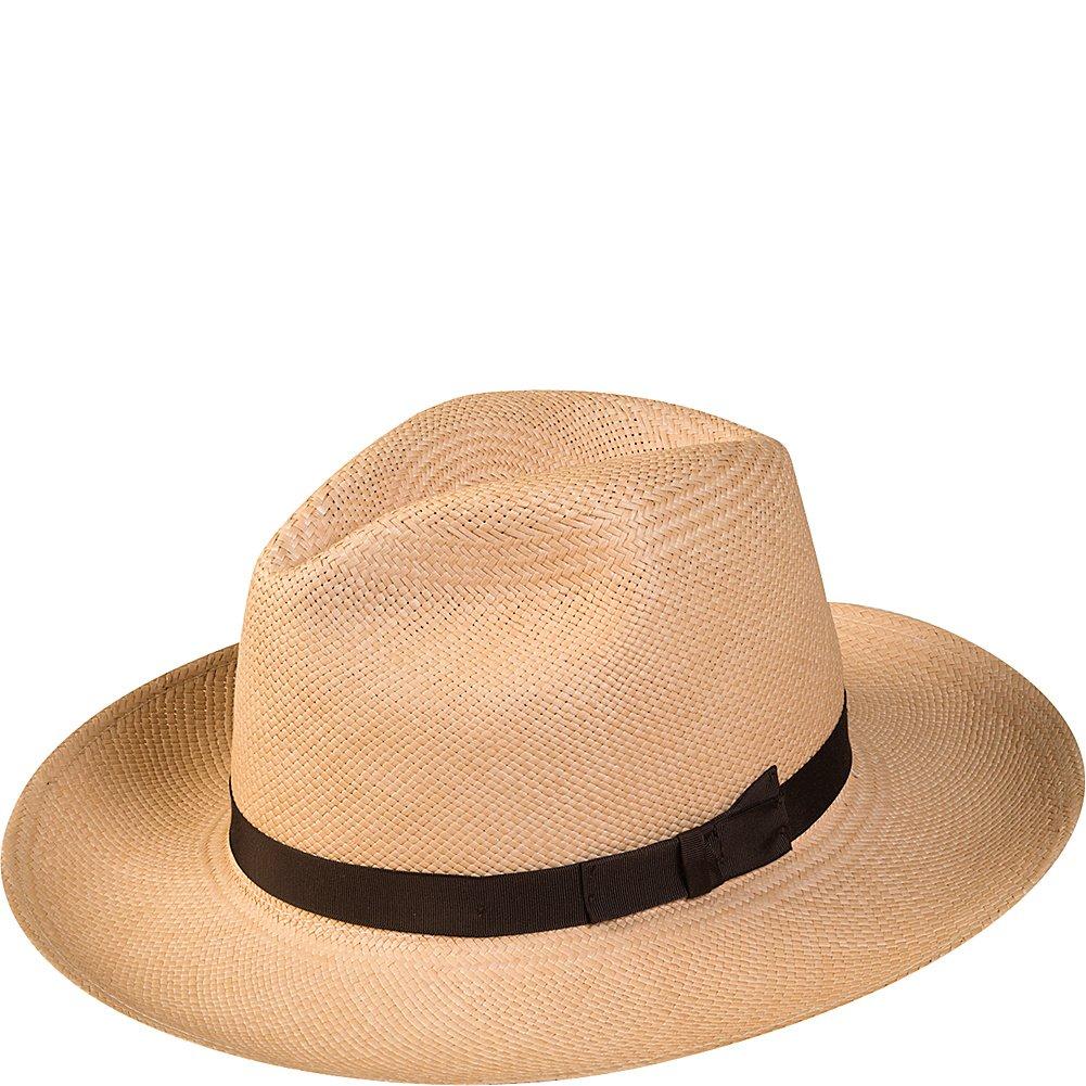 66101f8567f1d Pantropic Men s Classic Fedora Hat at Amazon Men s Clothing store