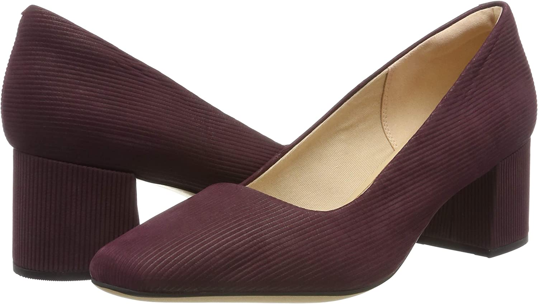 Clarks Sheer Rose Zapatos de Tac/ón para Mujer