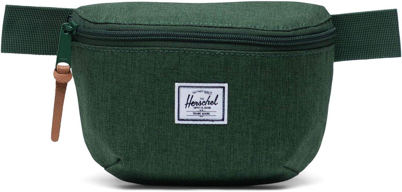 Herschel Catorteen Riñonera con pastos verdes, 1,0 l: Amazon.es: Ropa y accesorios