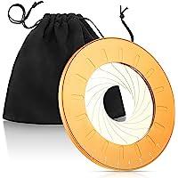 Circle Drawing Maker Aluminum Alloy Circle Template Adjustable Circle Drawing Tool Round Circle Template Tool Ring…