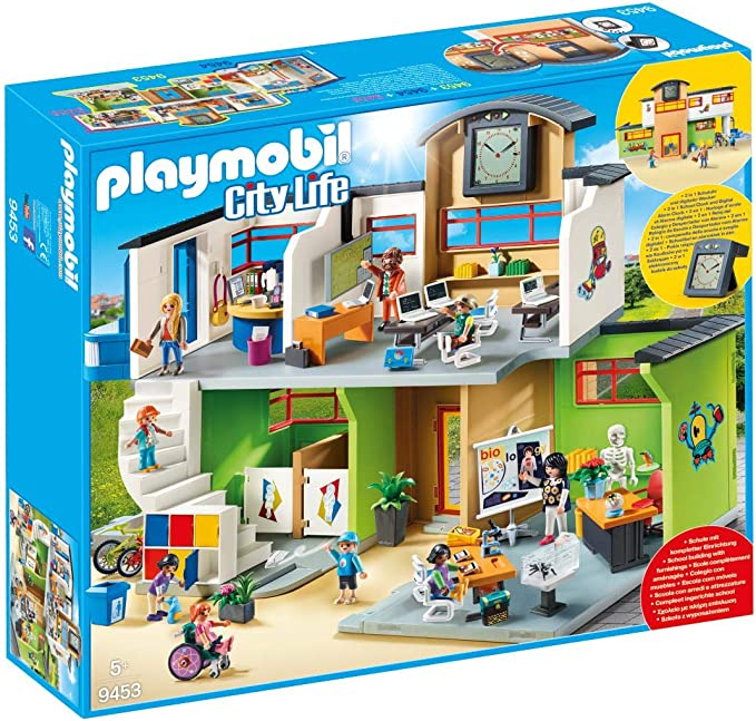 mobilier 8 Playmobil ref 41