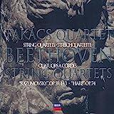 Beethoven: Razumovsky Op.59, 1-3 / Harp Op.74