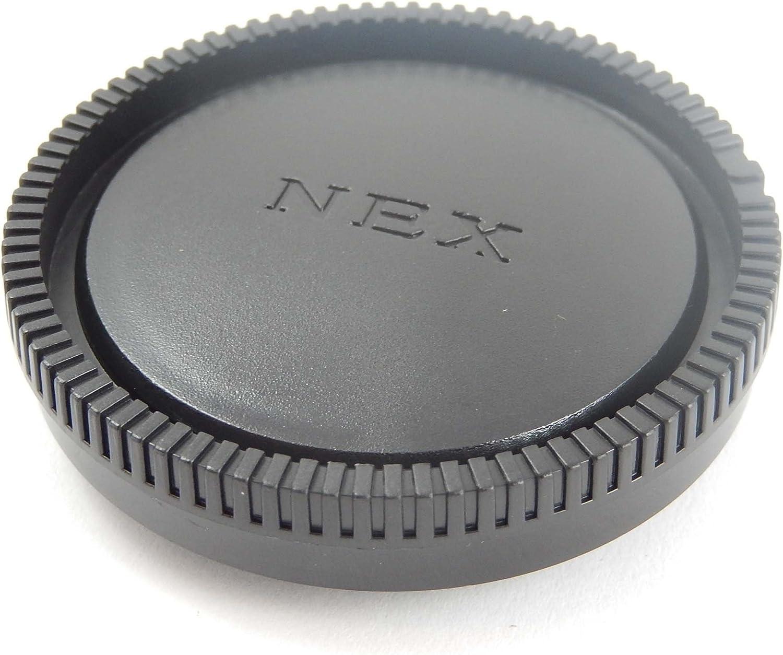 Vhbw Gehäusedeckel Body Cap Schwarz Passend Für Nex Kamera