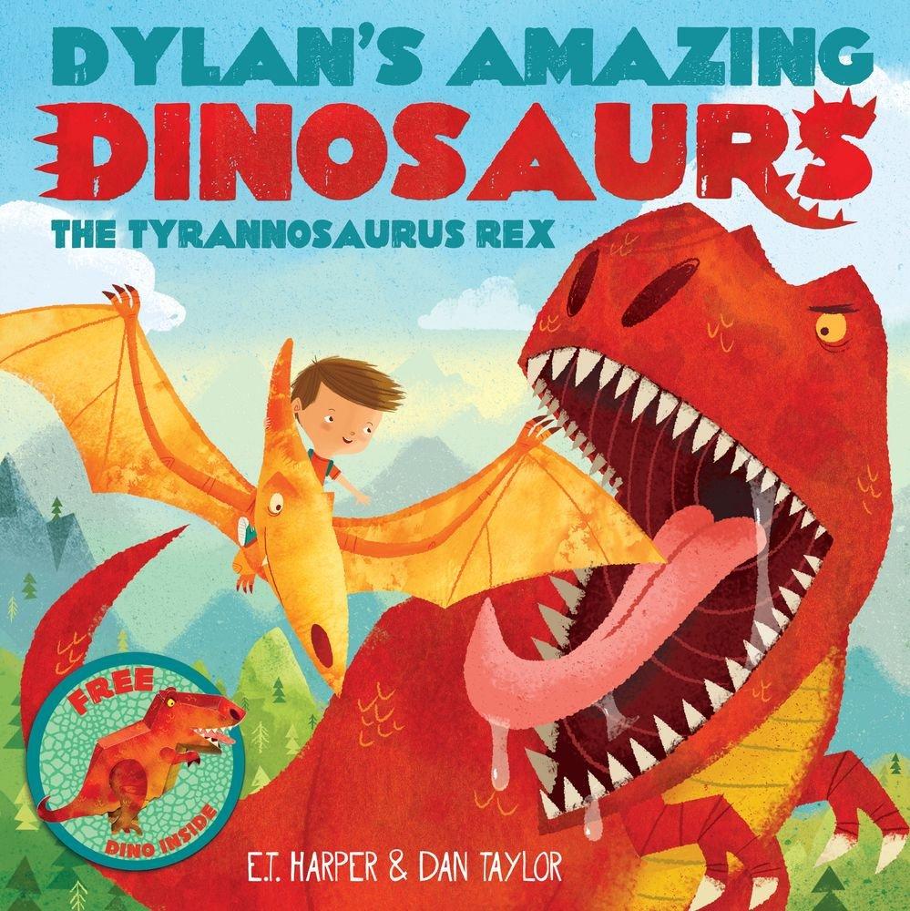 Dylans Amazing Dinosaur Tyrannosaurus Dinosaurs product image
