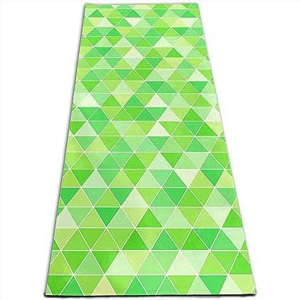 Amazon.com : Triangle Geometry Modern Digital Pyramid Print ...