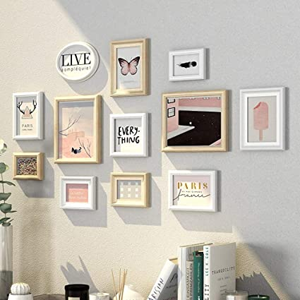 0c1ddf5c3cf9 Image Unavailable. Image not available for. Color  GRGG Country Style Large  Multi Picture Photo Frames ...