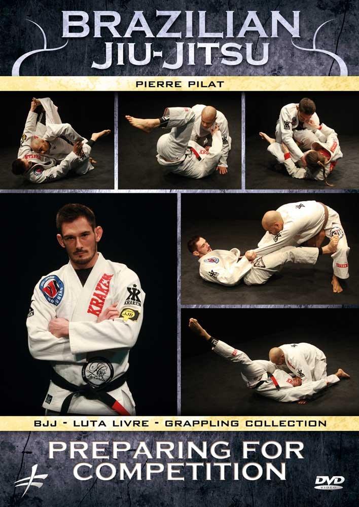 DVD : Brazilian Jiu-jitsu: Preparing For Competition (DVD)