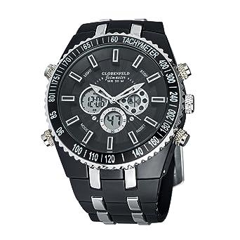 Moderne armbanduhr herren  globenfeld JetMaster Herren Armbanduhr Sport – Robuste, haltbares ...