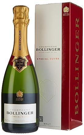 Populære Bollinger Special Cuvée mit Geschenkverpackung (1 x 0.375 l NO-51