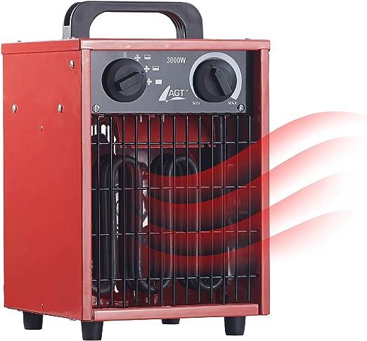 AGT – La Industria Calefacción Ventilador: profesional de la ...